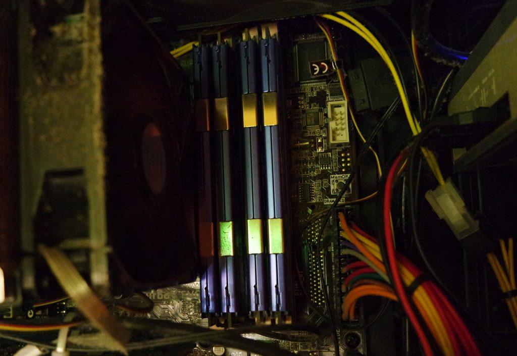 Számítógép memóriák